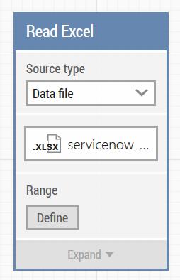 5.4 Excel block