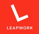 LEAPWORK standard red