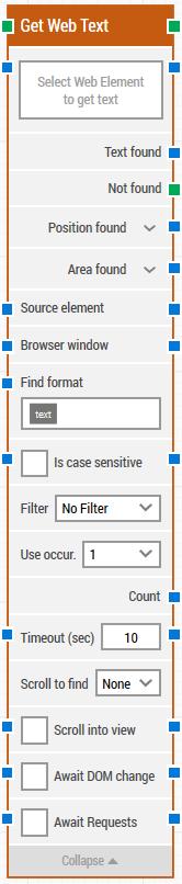 Get-web-text-block