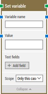 Set-variable