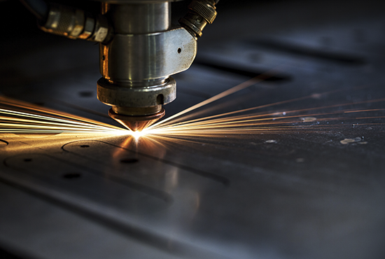 automated machinery in metalworking