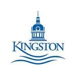 city of kingston logo blue